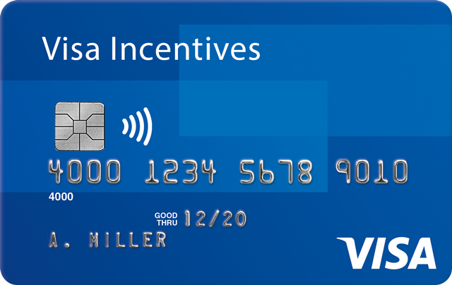 Card Visa Incentives